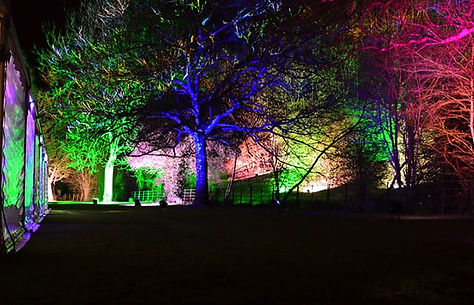 Outdoor Lighting | Weddings | Norfolk | Suffolk