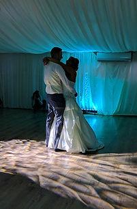 Uplighting - Wedding - Norfolk