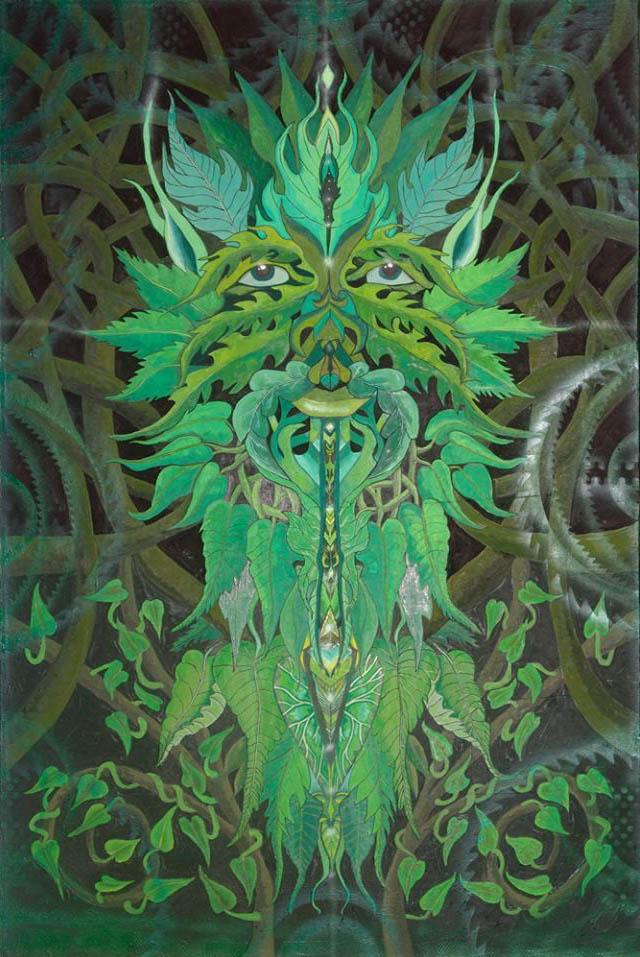 Green Man Spirit