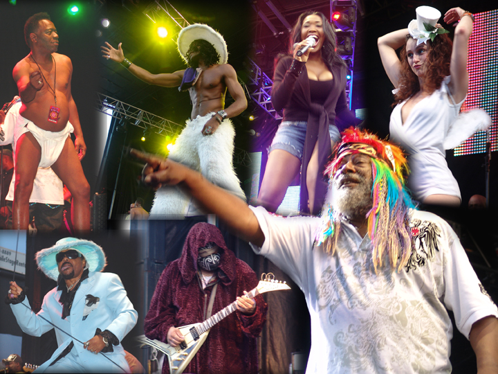 PFunk Collage