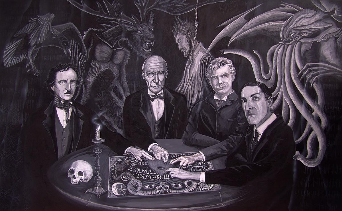 Gentlemen of the Night