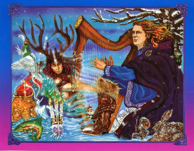 Robin Williamson poster