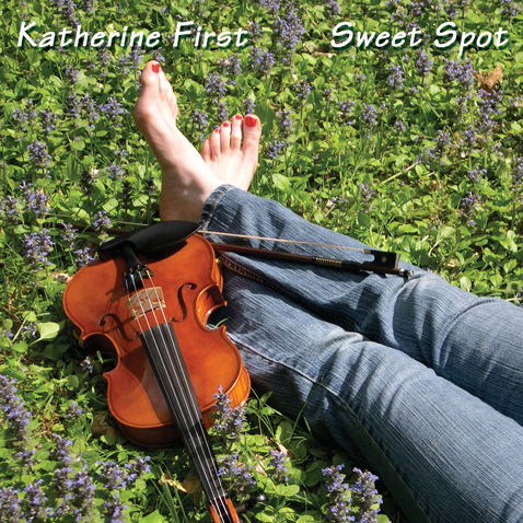 Katherine First - Sweet Spot Front