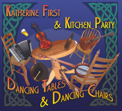 KITCHEN PARTY CD -  Front