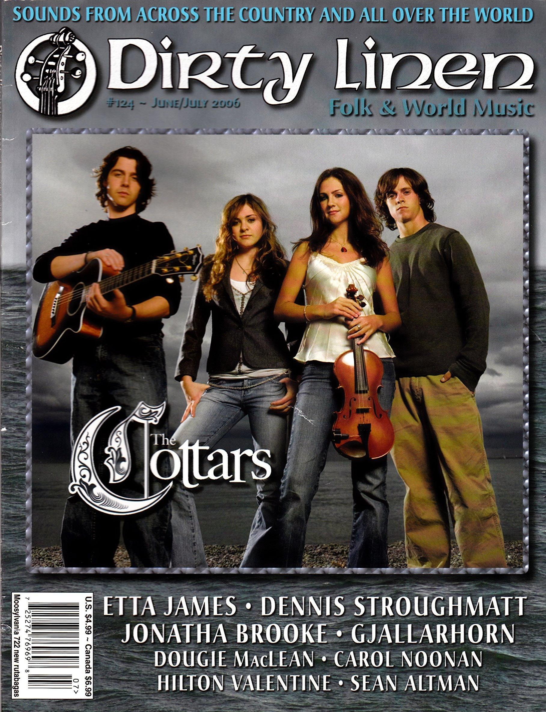 Dirty Linen Magazine