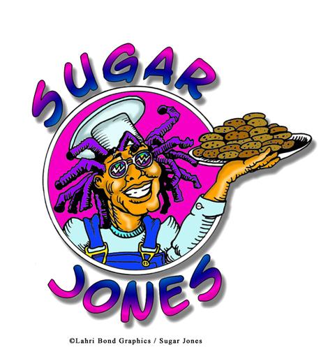 Sugar Jones Cookies