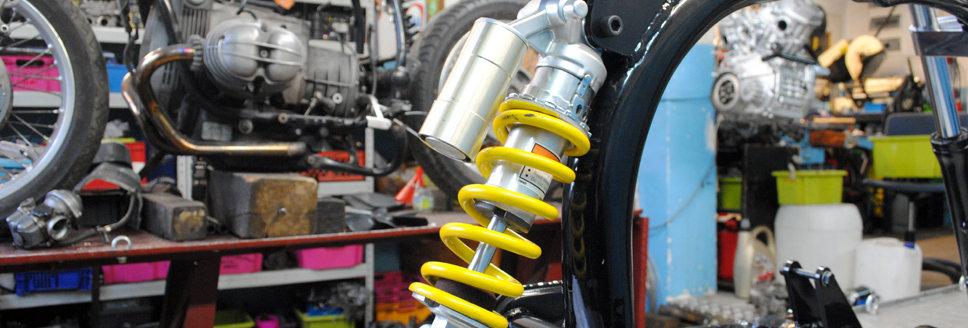 Zestaw MonoShock Honda CX500