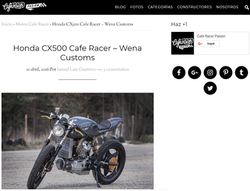 Caferacer Passion