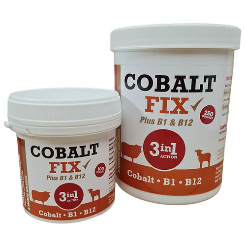 Cobalt Fix Bolus