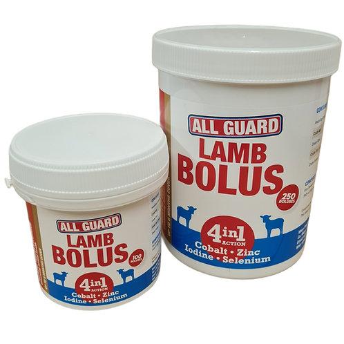 All Guard Lamb 4 in 1 Bolus