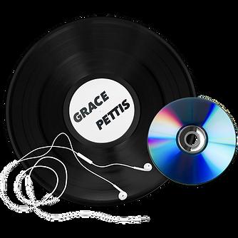 Grace Pettis on MPress Records store