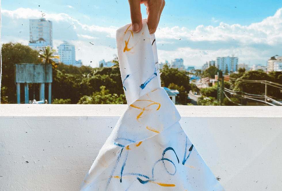 Basquiat Bag