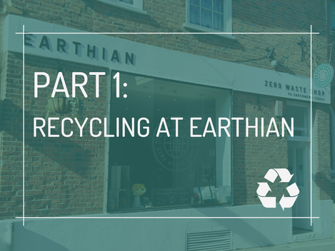 Part 1: Recycling at Earthian