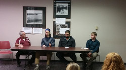SIU Campus Ministry Discussion Panel