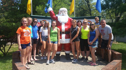 Youth Group Holiday World
