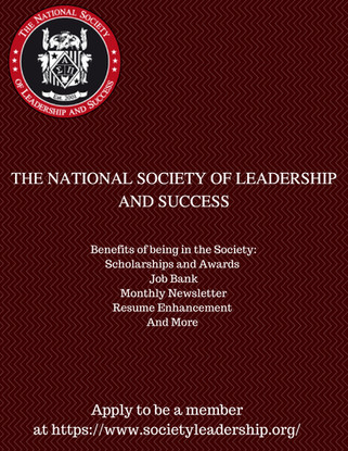 National Society Of Leadership and Succe