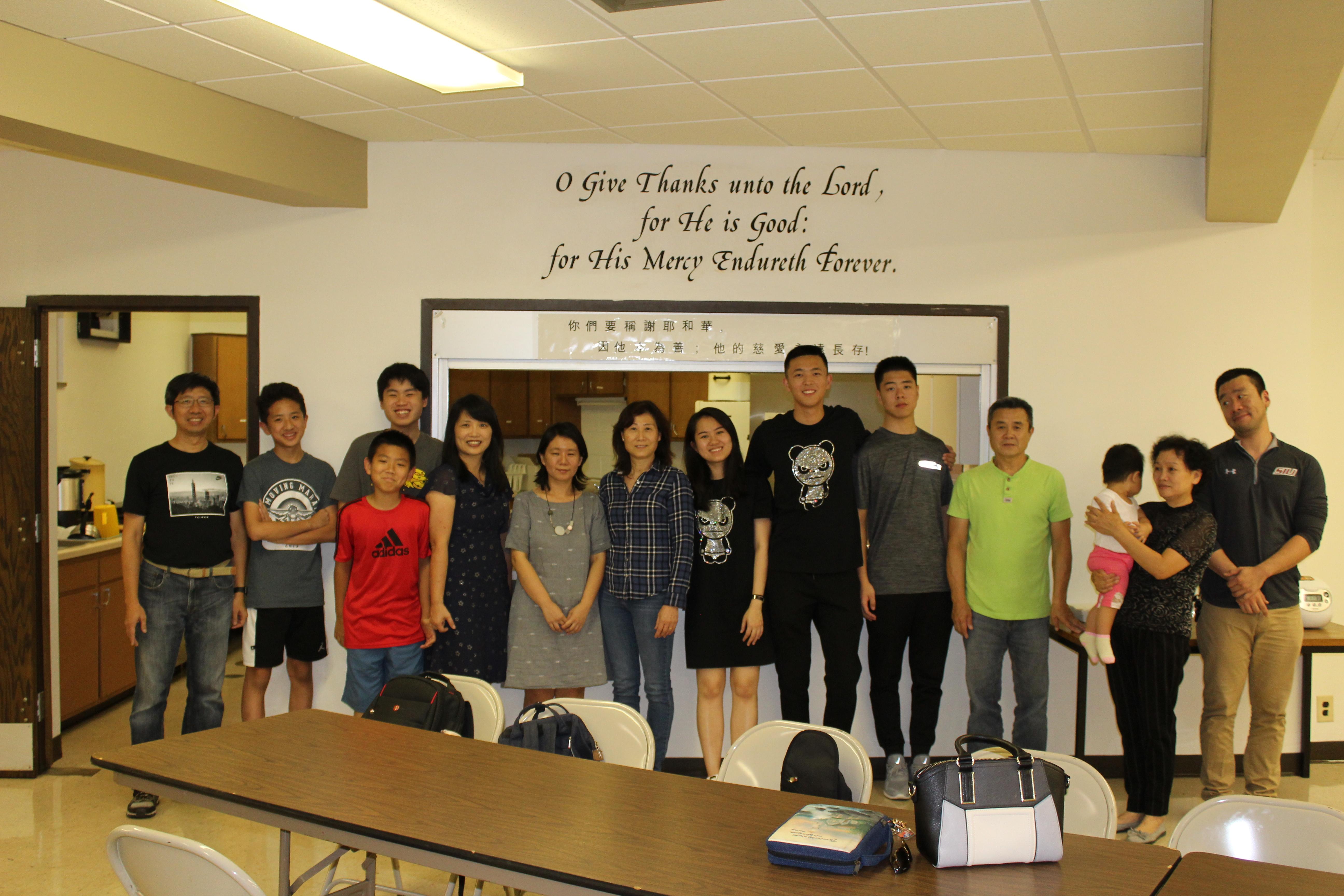 Chinese Bible Fellowship 2