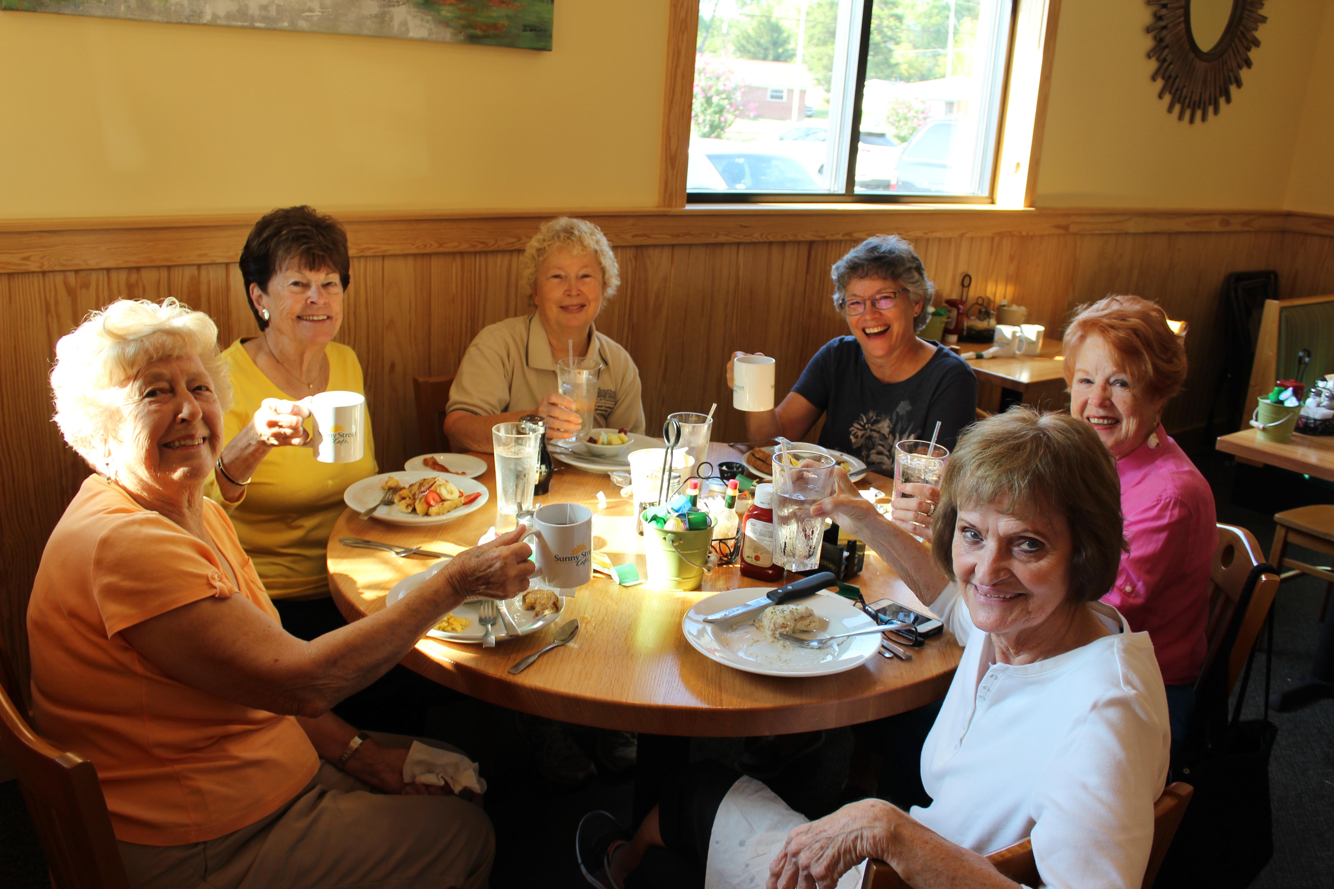 Womens Breakfast Fellowship