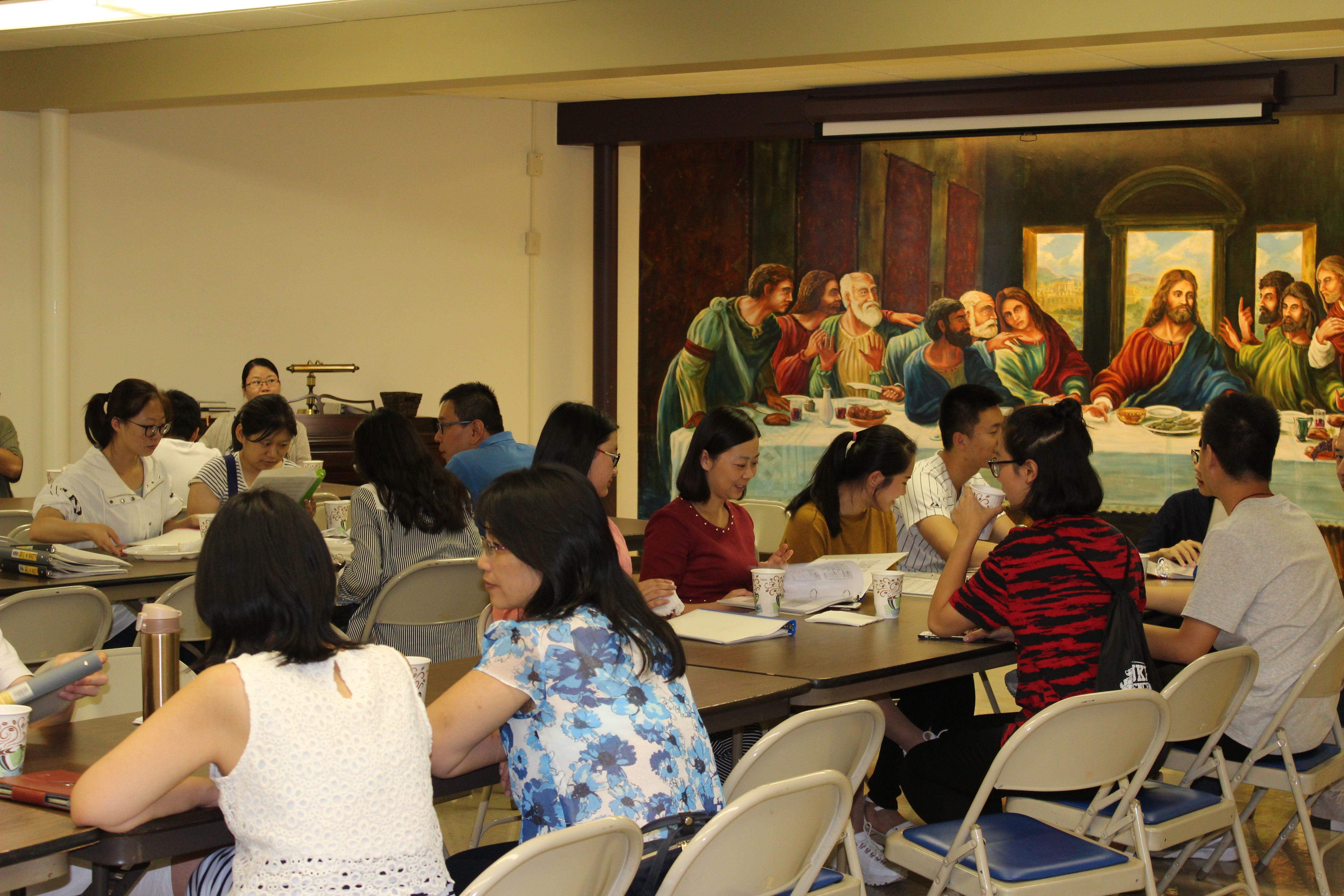 Chinese Bible Fellowship