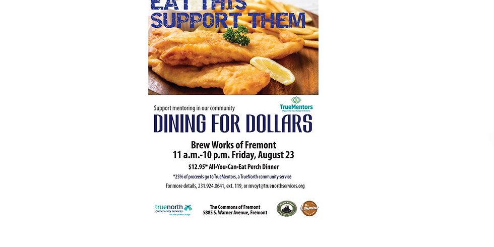 Dining for Dollars - All Day Fish Fry