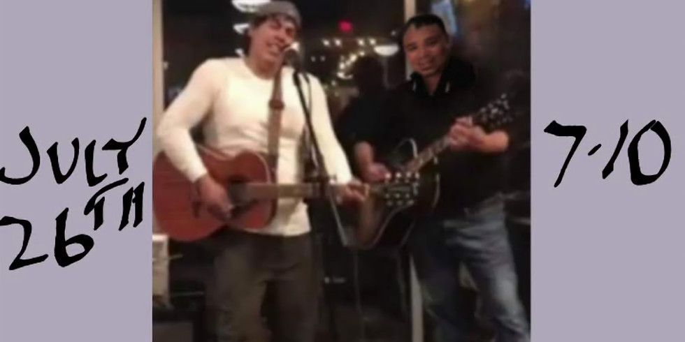 Hec & Jaron Unplugged - Live on the Patio at Brew Works