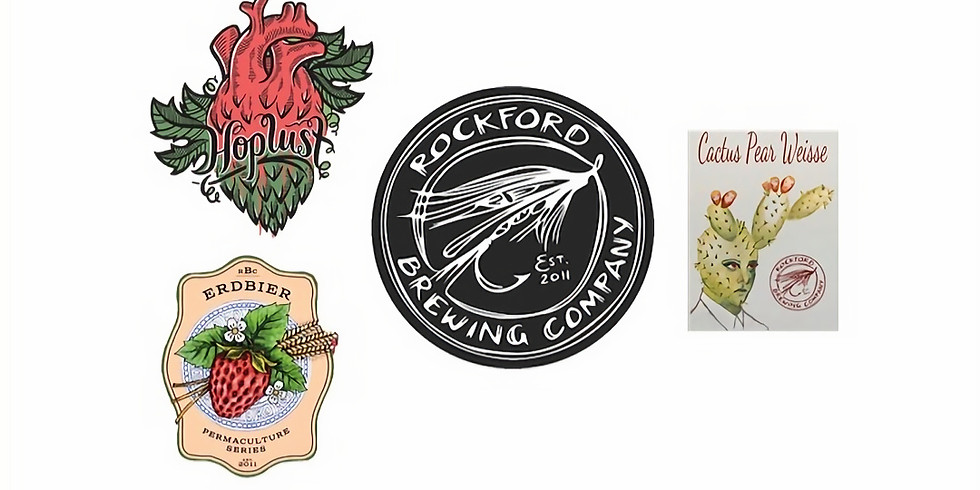 Rockford Brewing Co. Guest Tapping at BW