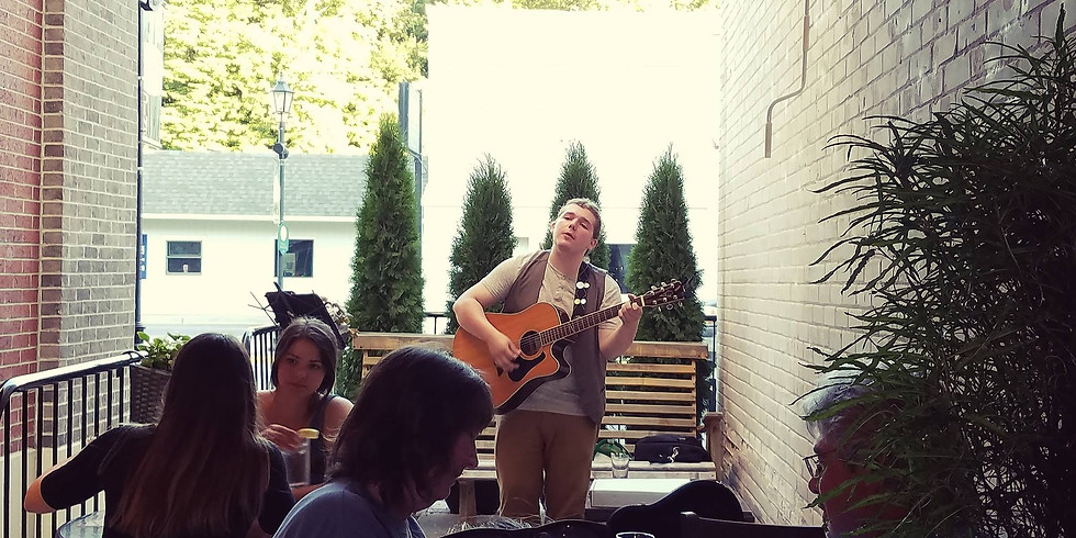Ben Kolk - Music on the Patio at Brew Works