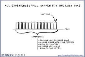 Enjoy Your Experiences: It May Be the Last Time