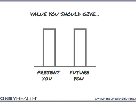 Why You Should Balance the Present and the Future