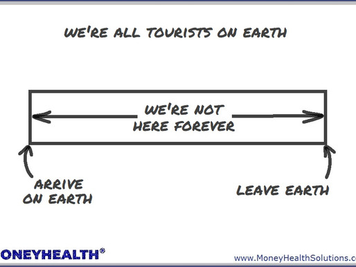 We're All Tourists on Earth