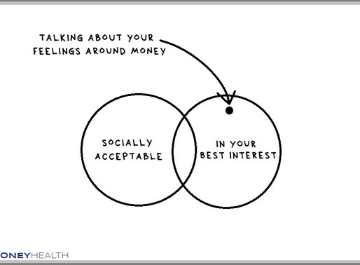 Feelings and Money: It's OK to Talk About It