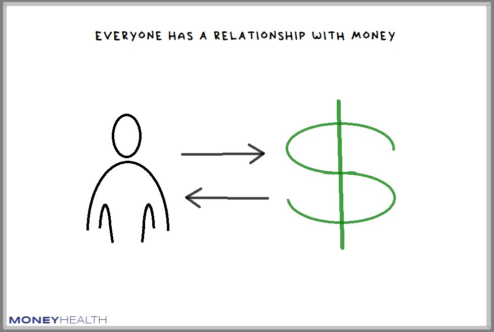 everyone has a relationship with money