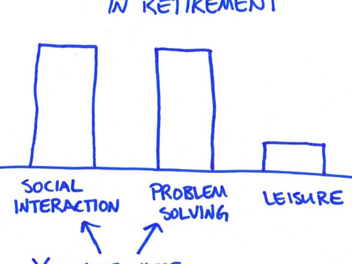 Working In Retirement: It's Not As Bad As It Sounds