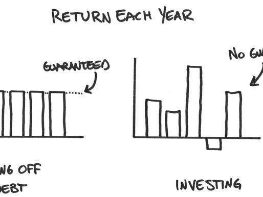 Paying Off Debt: A Guaranteed Return