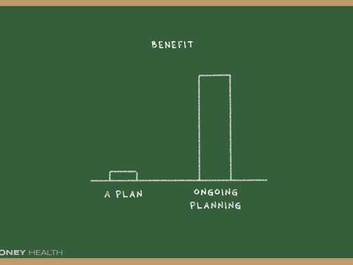 A Plan Won't Help You...Planning Will