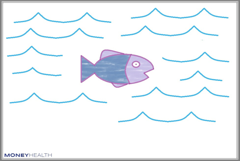 water to a fish