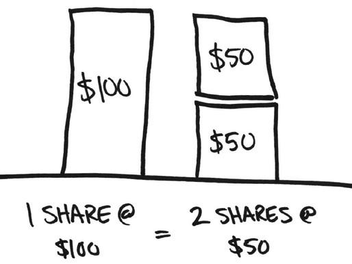 Should A Company Split Its Stock