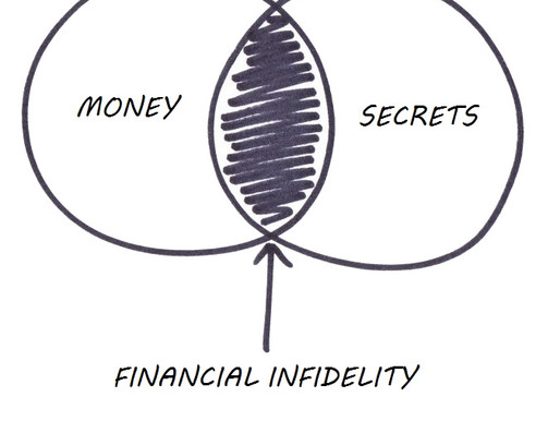 Financial Cheating, Money Secrets, and Financial Infidelity