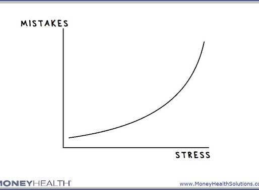 Dealing With the Stress of Talking About Money