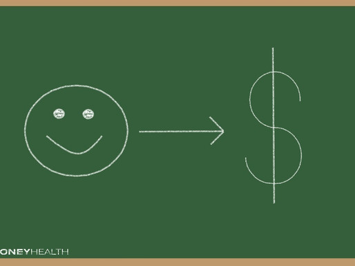 Buying Money...With Happiness