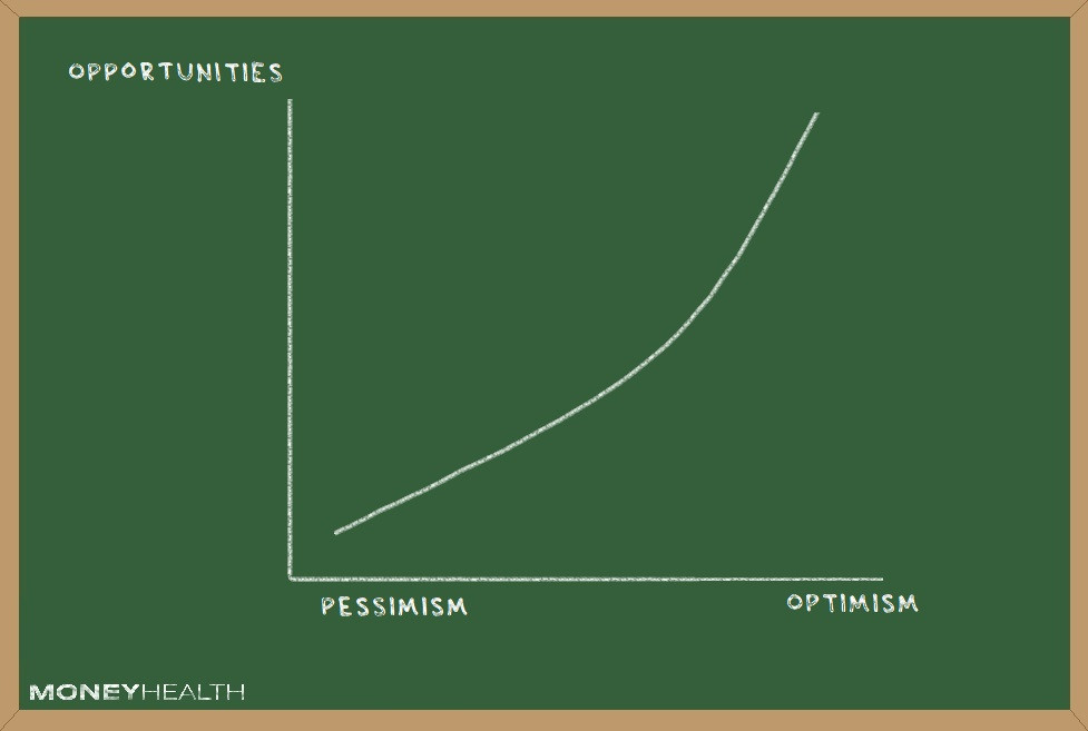 optimists find more opportunity than pessimists