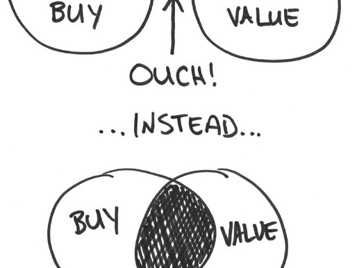 Why Did You Buy That? Align Your Money and Your Values.