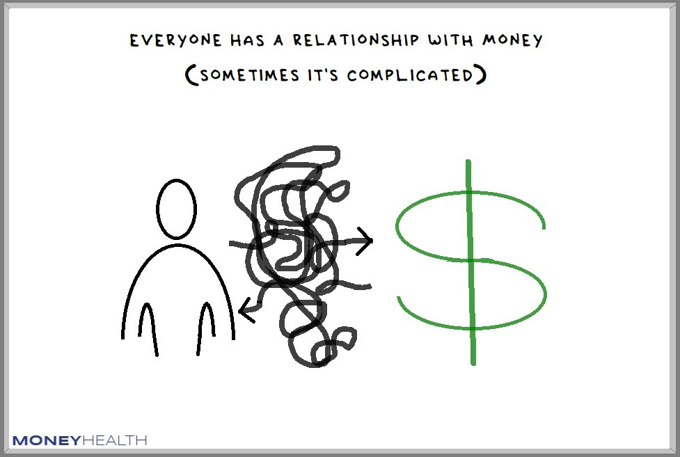 complicated relationship with money