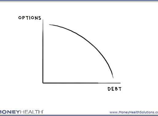Why You Should Be Careful with Debt
