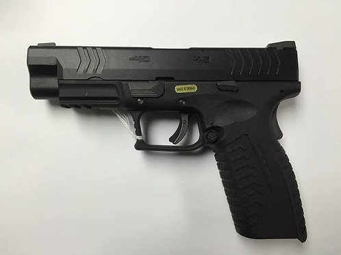 WE XDM 4 Gas Blowback Pistol