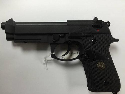 WE M92 Gas Blowback Pistol (Full Metal)