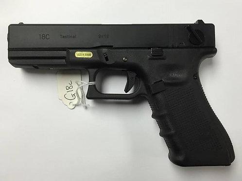 WE E18 Gen 4 Gas Blowback Pistol