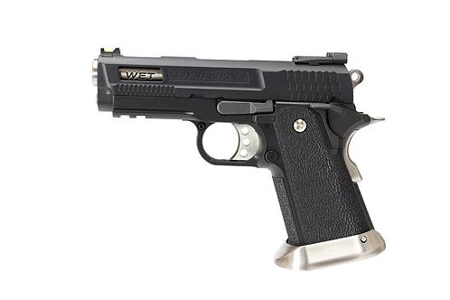WE HI-CAPA 3.8 Velociraptor GBB Pistol