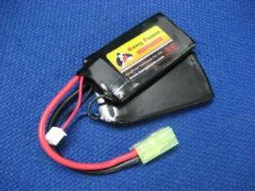Kong Power rechargeable lipo battery 1000mAh 20C