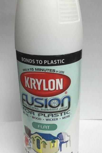 Krylon Camouflage Paint - White